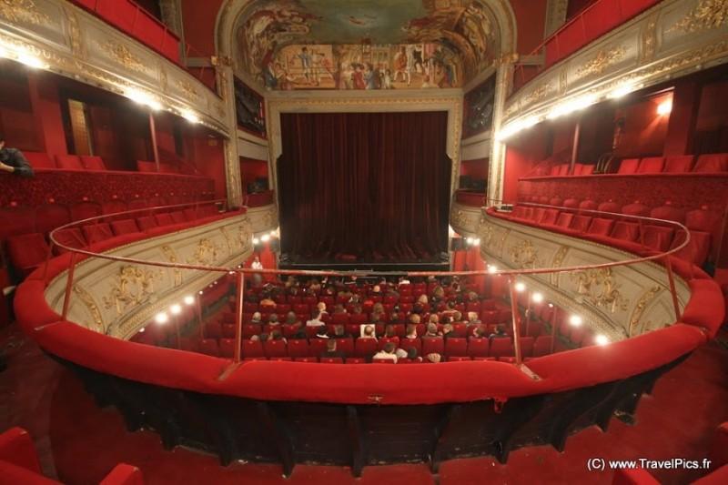 Intérieur du Théâtre ©Travelpics.fr
