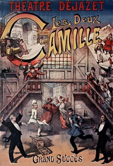 Paris 03 – Le Théâtre Dejazet