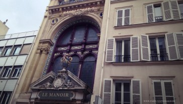 Paris 10 – Les faïences du Manoir