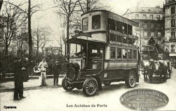 Autobus Parisiens