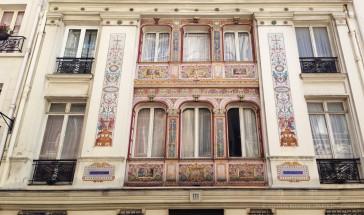 Paris 09 – La cité Malesherbes
