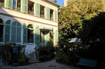 Paris 09 – Le musée de la Vie Romantique