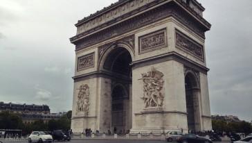 Un peu plus d'Arc de Triomphe