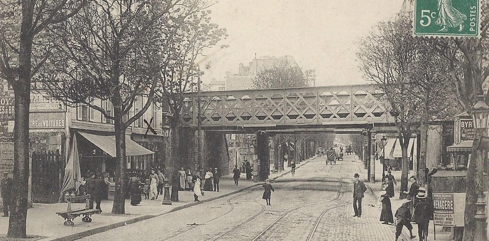 Avenue du général Michel Bizot