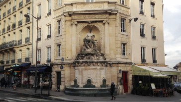 Paris 05 – La fontaine Cuvier
