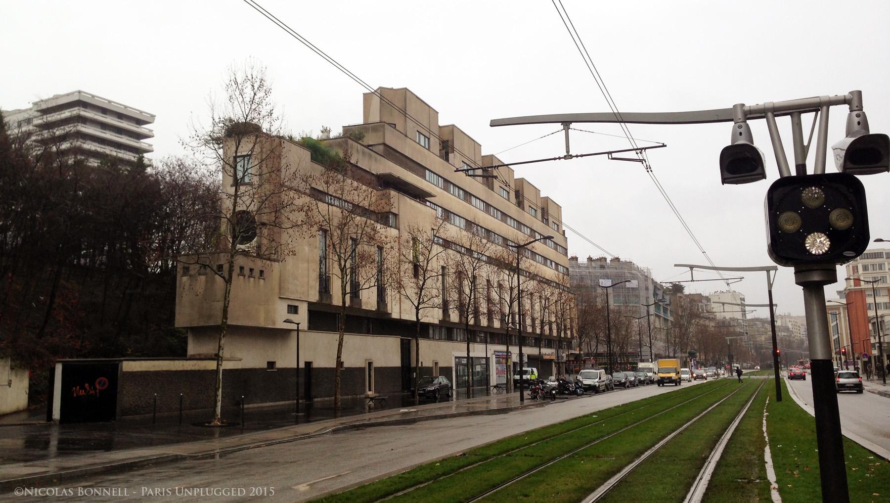 Paquebot du Boulevard Victor