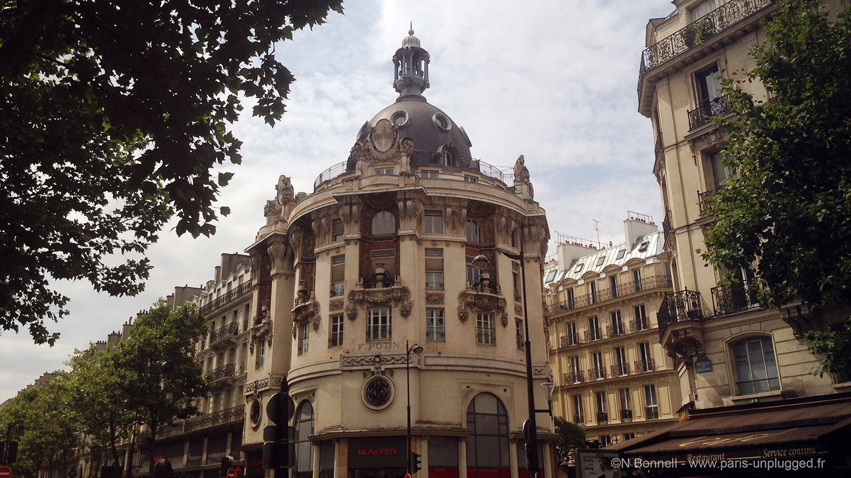 51 rue Reaumur - Felix Potin