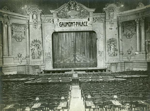 Gaumont Palace 1911