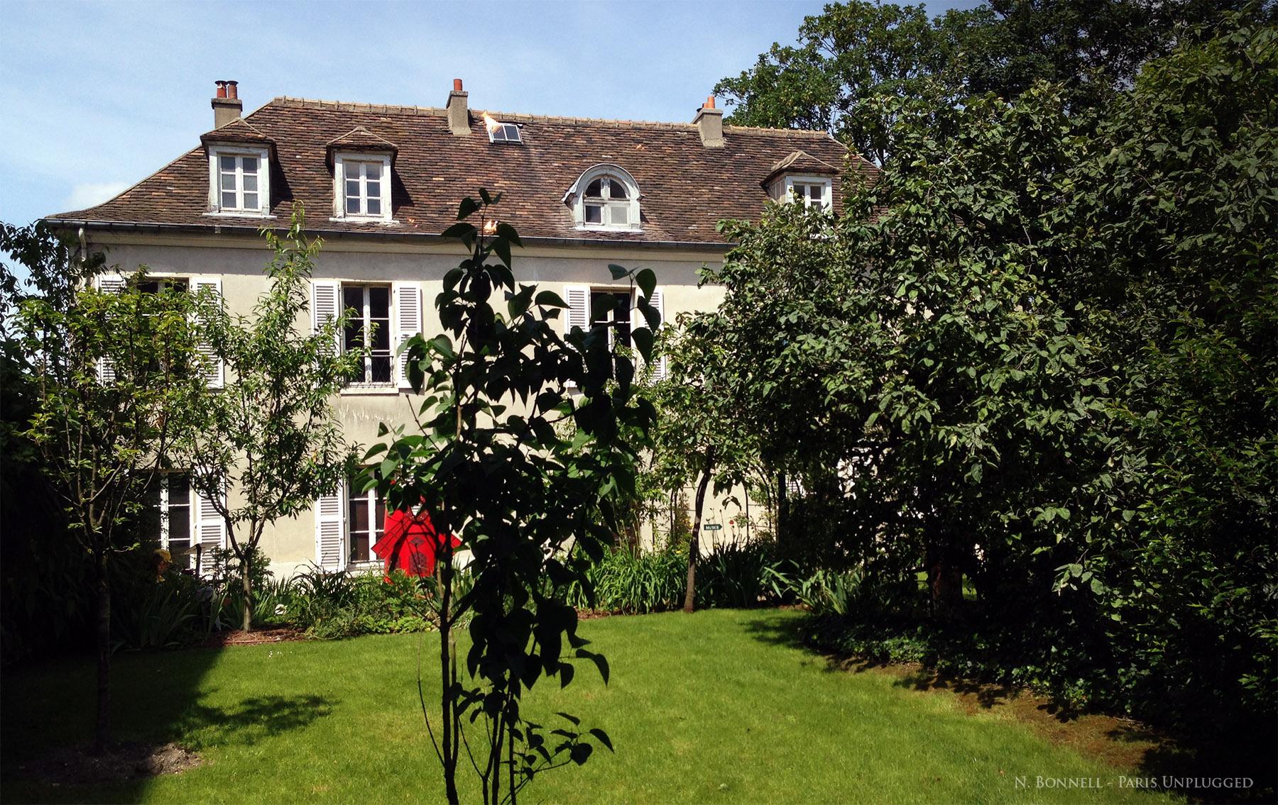 Paris 18 la plus vieille maison de montmartre paris for Ancienne maison close paris
