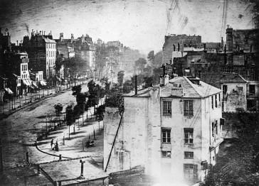 1839 – Les plus anciennes photos de Paris