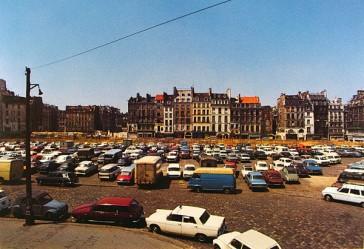 1977- Beaubourg – La construction du Centre Pompidou