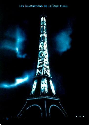 1925 – La Tour Eiffel Citroën