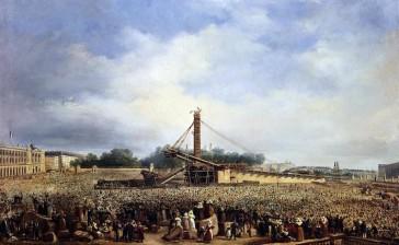 1836 – L'incroyable périple de l'Obélisque