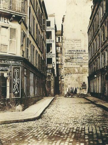 1860 – L'Ile de la Cité avant Haussmann (suite)