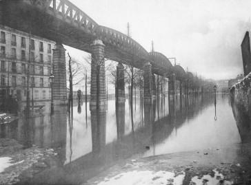 1910 – La crue de la Seine