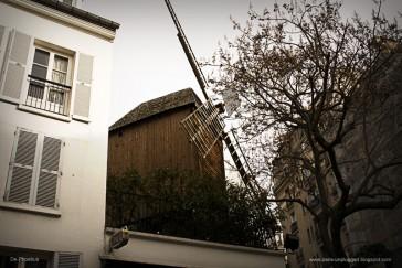 1845 – Les Moulins de Montmartre