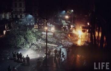 1968 – Révolte de Mai