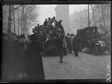 1918 – L'Armistice à Paris