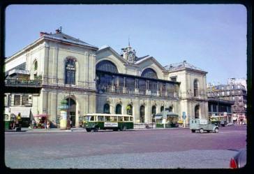 1969 – Vie et mort de la gare Montparnasse