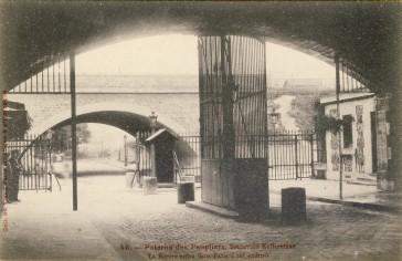 1841 – La poterne des Peupliers