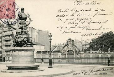 1843 – Le Bal Bullier à Port Royal