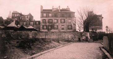 1930 – Montmartre psychédélique