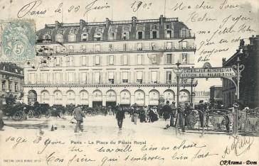 1780 – Le Palais Royal