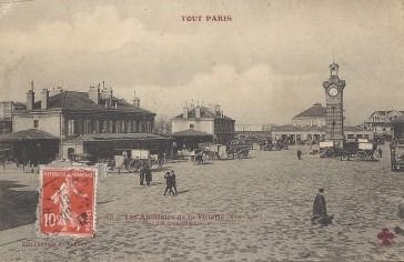 1860 – Les Abattoirs de La Villette