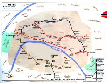 1900 – Le métro à travers les âges
