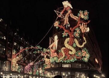 1925 – Les Grands Magasins Illuminés