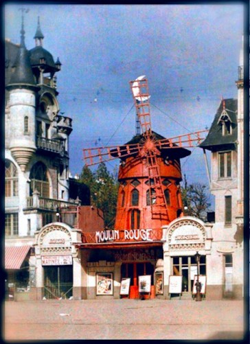 1889 – Le Moulin Rouge