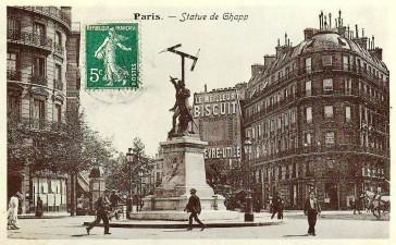 1869 – Le Boulevard Raspail