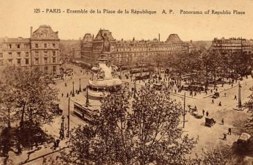 1883 – Place de la République