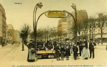 1900 – Stations de la Ligne 2