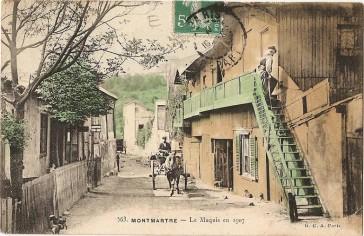1890 – Le Maquis de Montmartre
