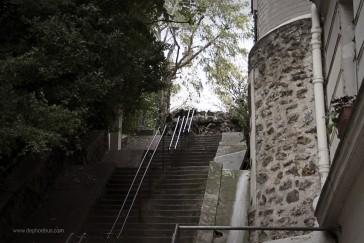 Paris 18 – Le Rocher de la Sorcière