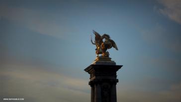 Paris 07 – Le Pont Alexandre 3