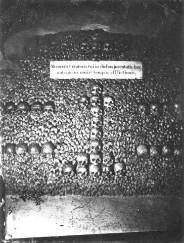 1786 – Les Catacombes de Paris