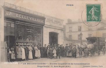 1877 – La Bellevilloise