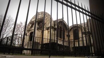 1842 – La chapelle de la Porte des Ternes