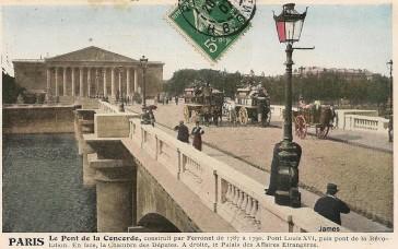 Paris 08 – Le Pont de la Concorde