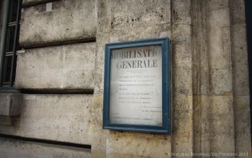 Paris 08 – Mobilisation Générale