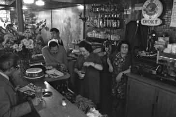Charles Petit – Sélection de cafés parisiens (1974 – 1980)