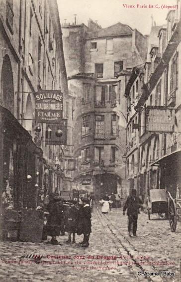 Le (très) Vieux Paris