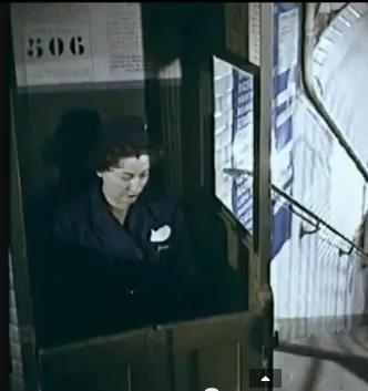 Les mérites du Métro – film (années 50)
