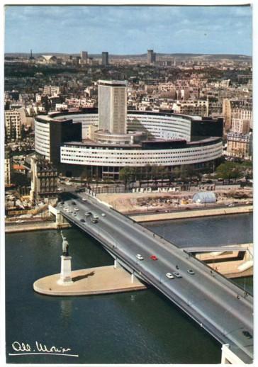 1963 – La Maison de la Radio