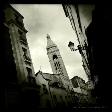 Montmartre – 12 octobre 2013