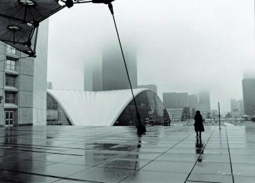 La Défense, 1994 - ©Pablo Munini