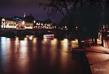 Le fantôme de la Seine, 1994 ©Pablo Munini