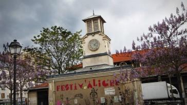 Paris 12 – Le marché d'Aligre